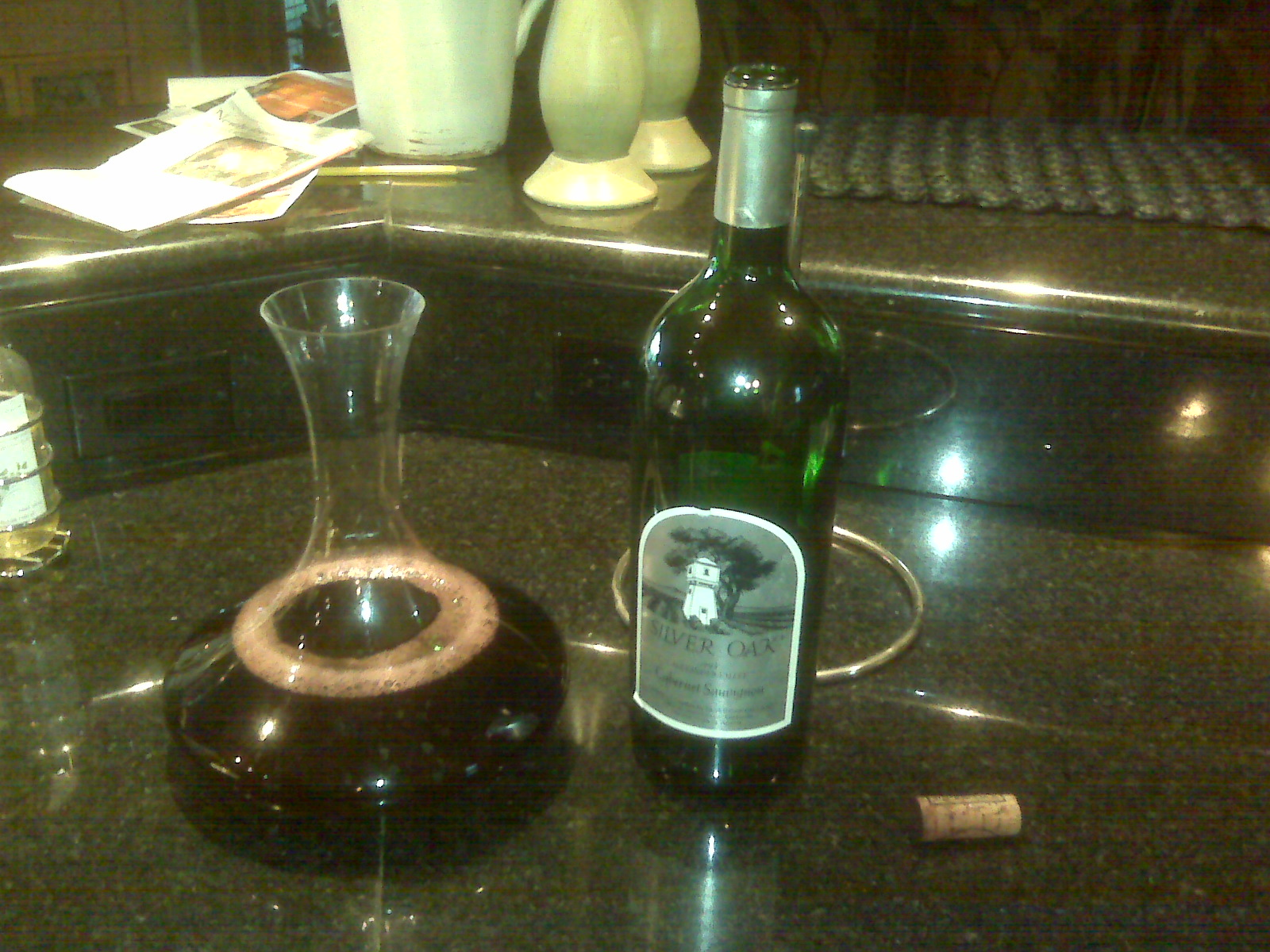1993 Silver Oak Alexander Valley