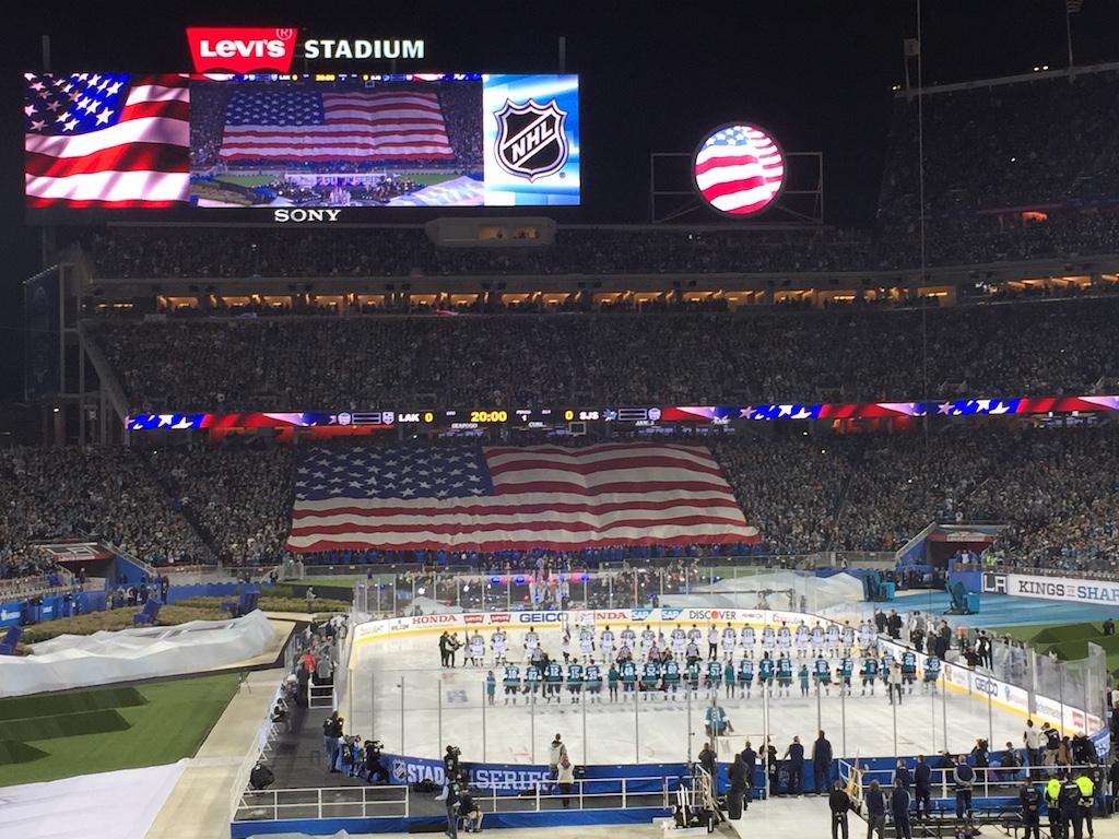 Stadium Series Opening
