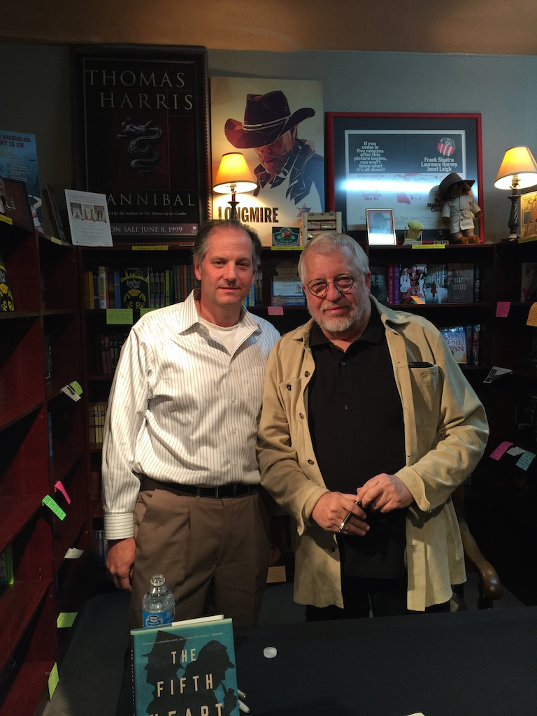 Dan Simmons And Me
