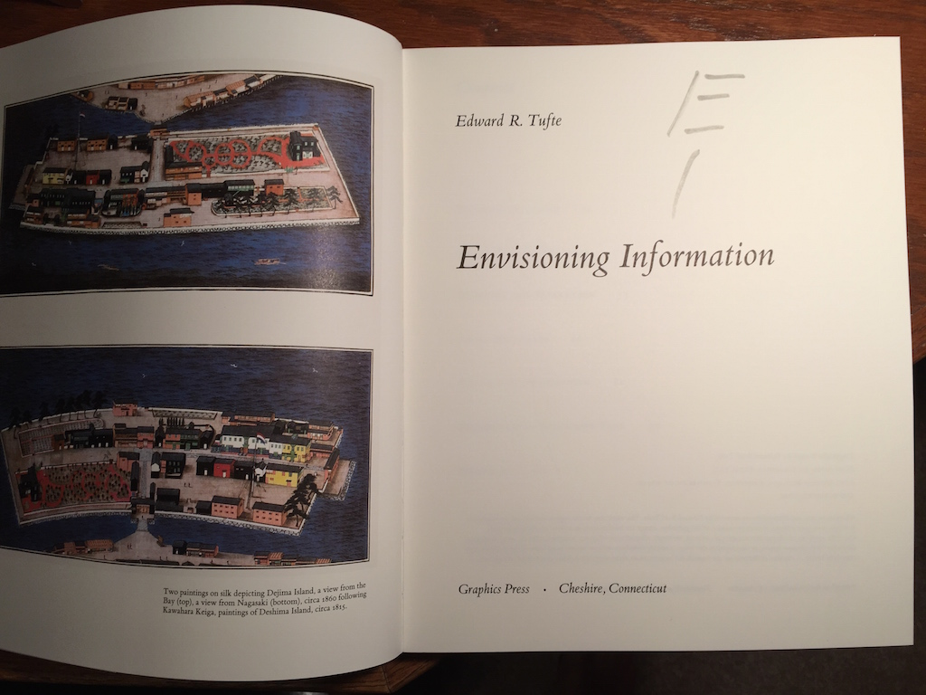 Edward Tufte Signature