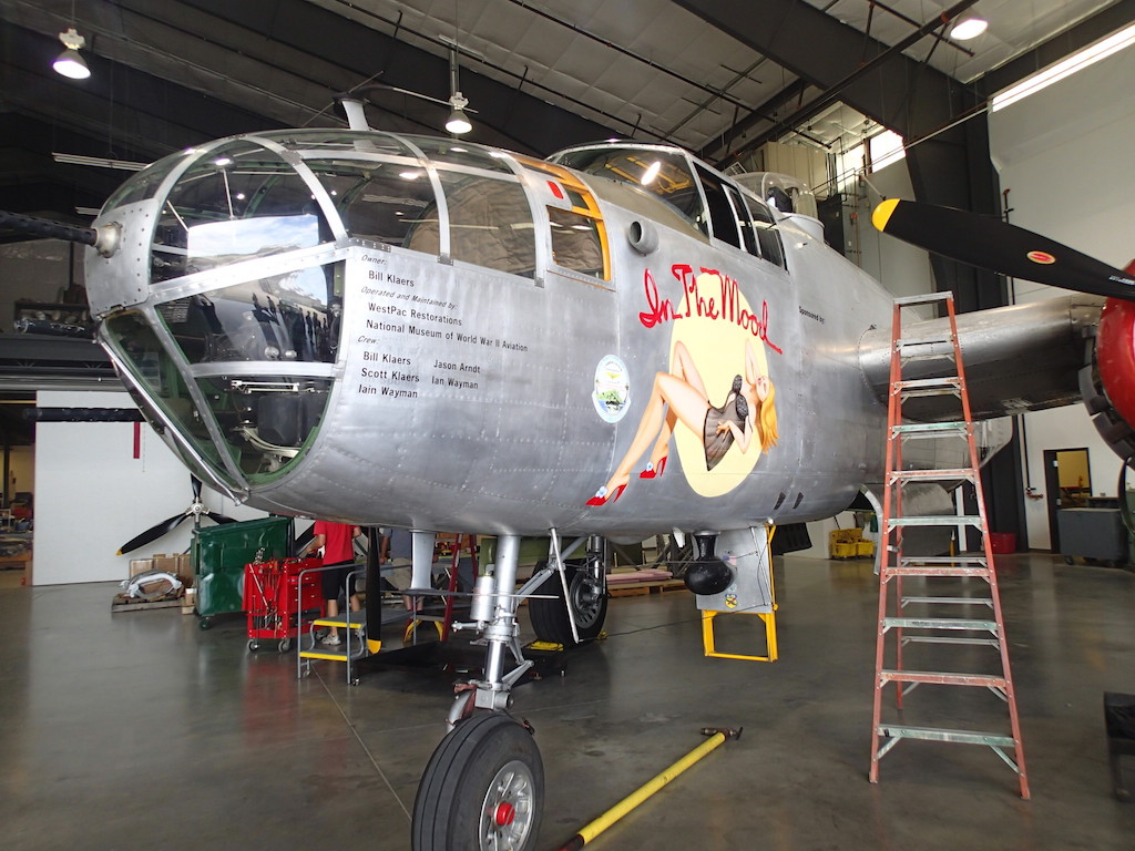 B-25 In The Mood