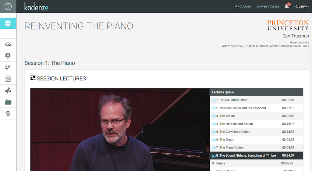 Reinventing the Piano