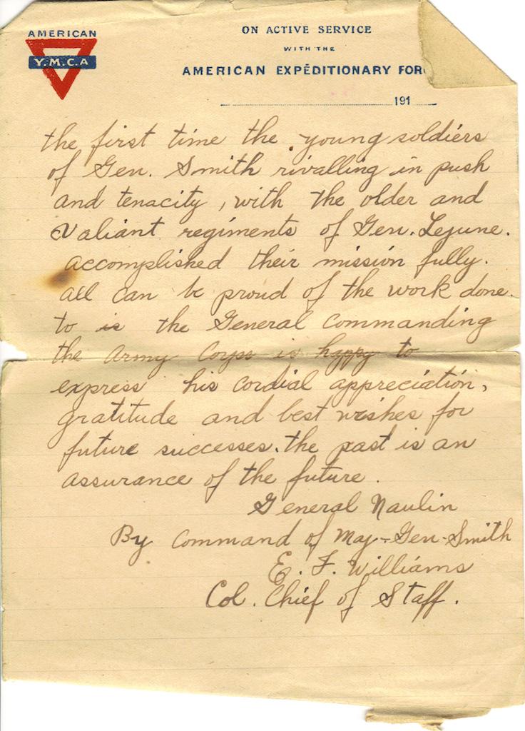 World War I CitationPg2