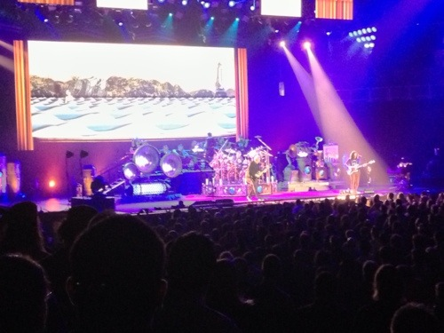 Rush at Barclays Center