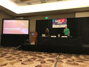SXSW2017 Equity Crowdfunding