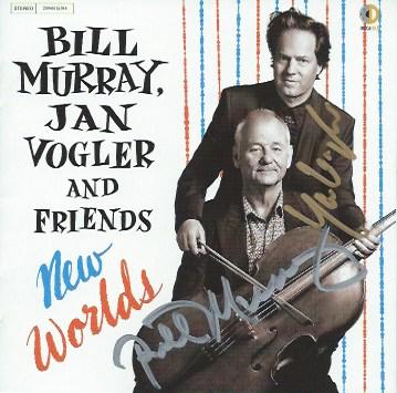 Bill Murray Jan Vogler