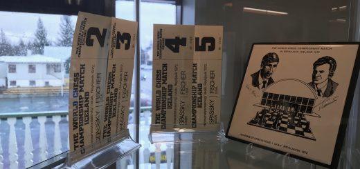 Spassky Fischer Tickets