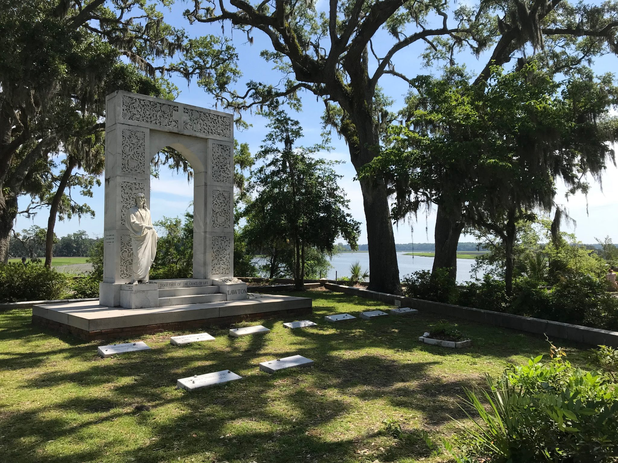 Wilmington River Boneventure Cemetery