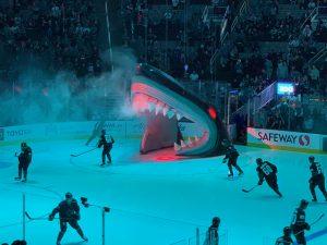 Let's Go Sharks