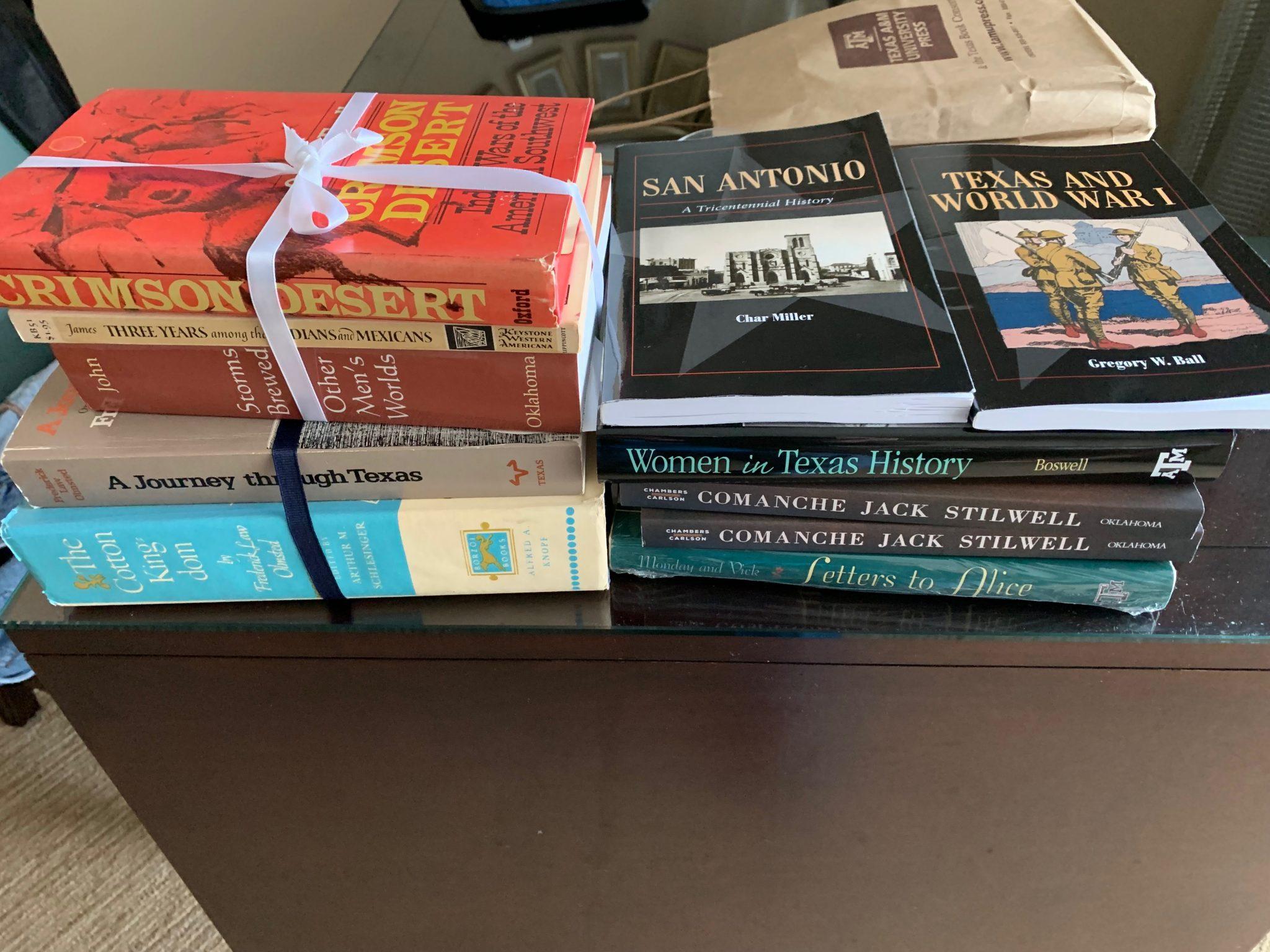 TSHA books