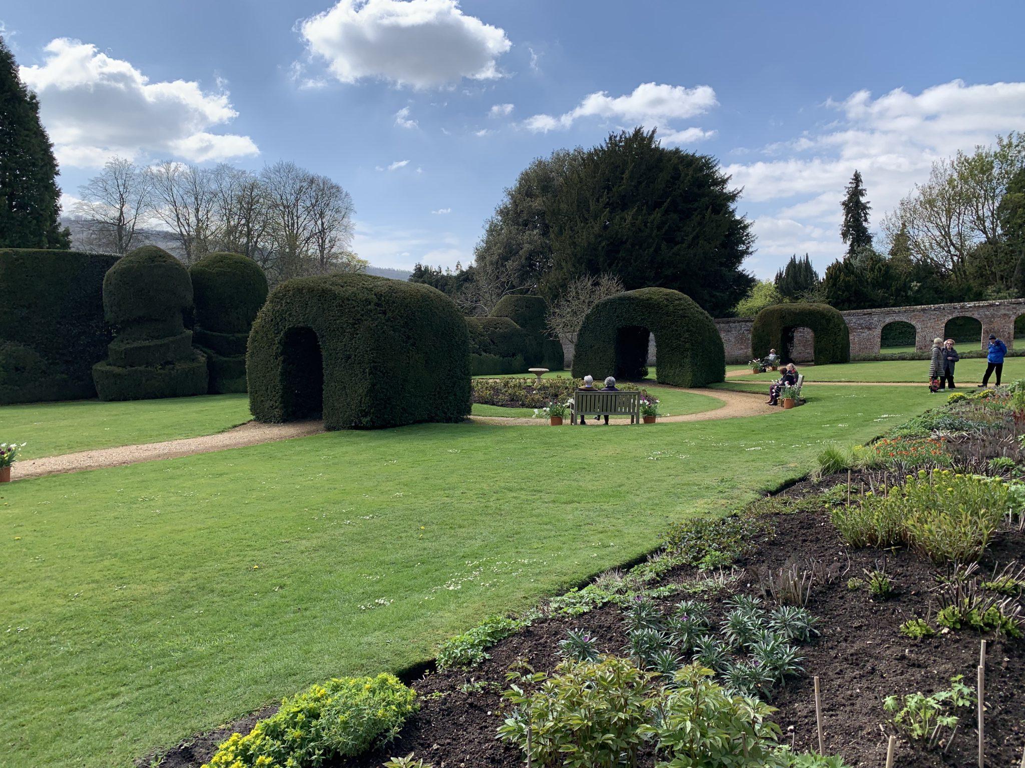 Monks Garden Highclere