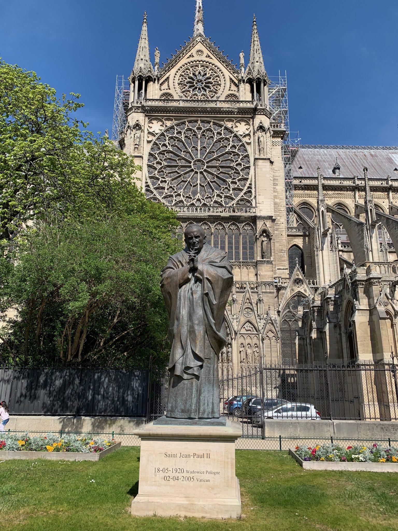 Notre-Dame Jean Paul II