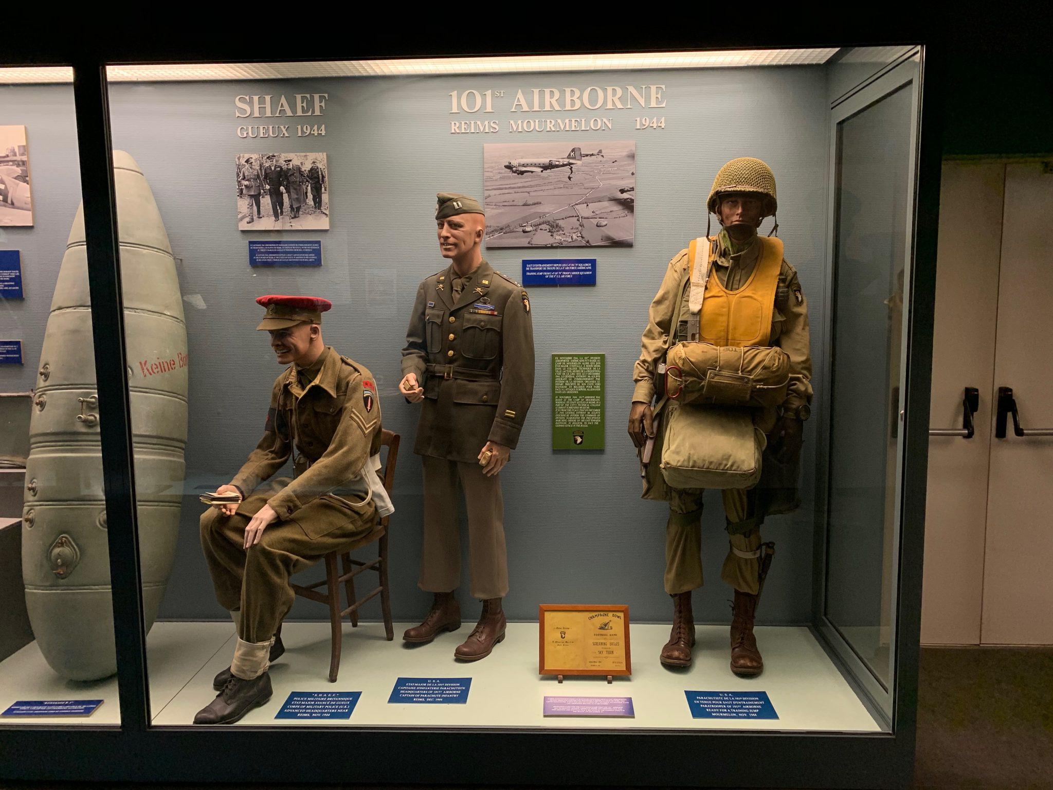 Museum of the Surrender 100st airborne