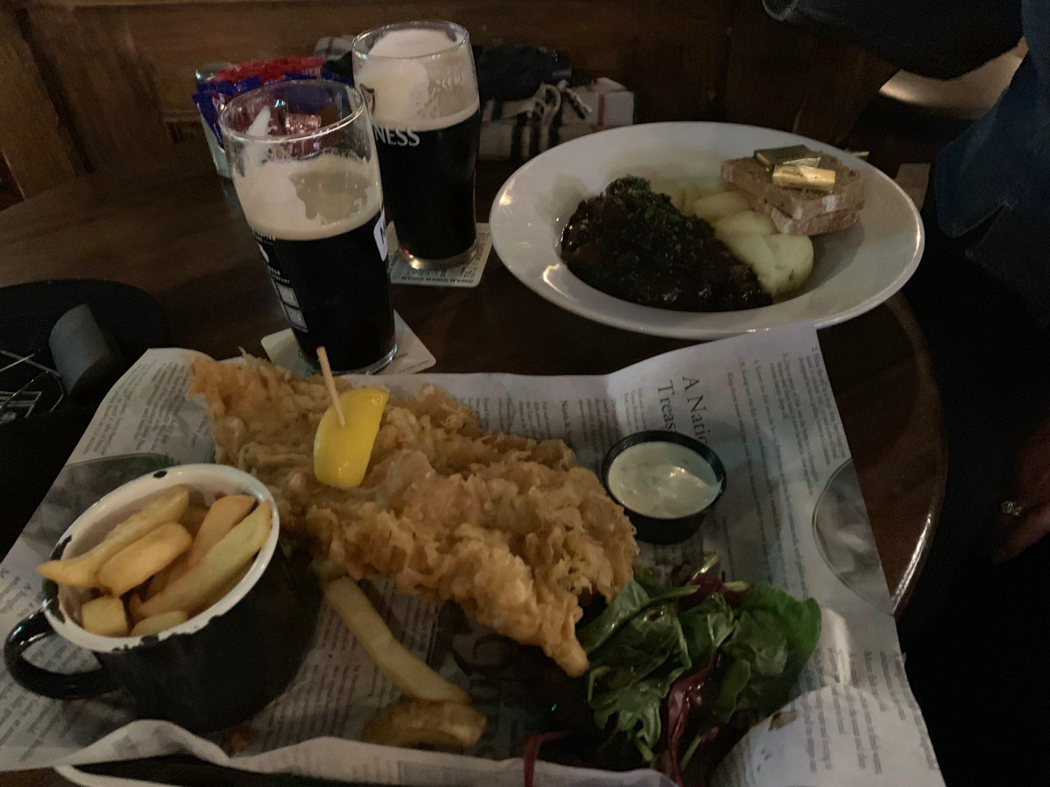 Darkey Kellys Fish and Chips
