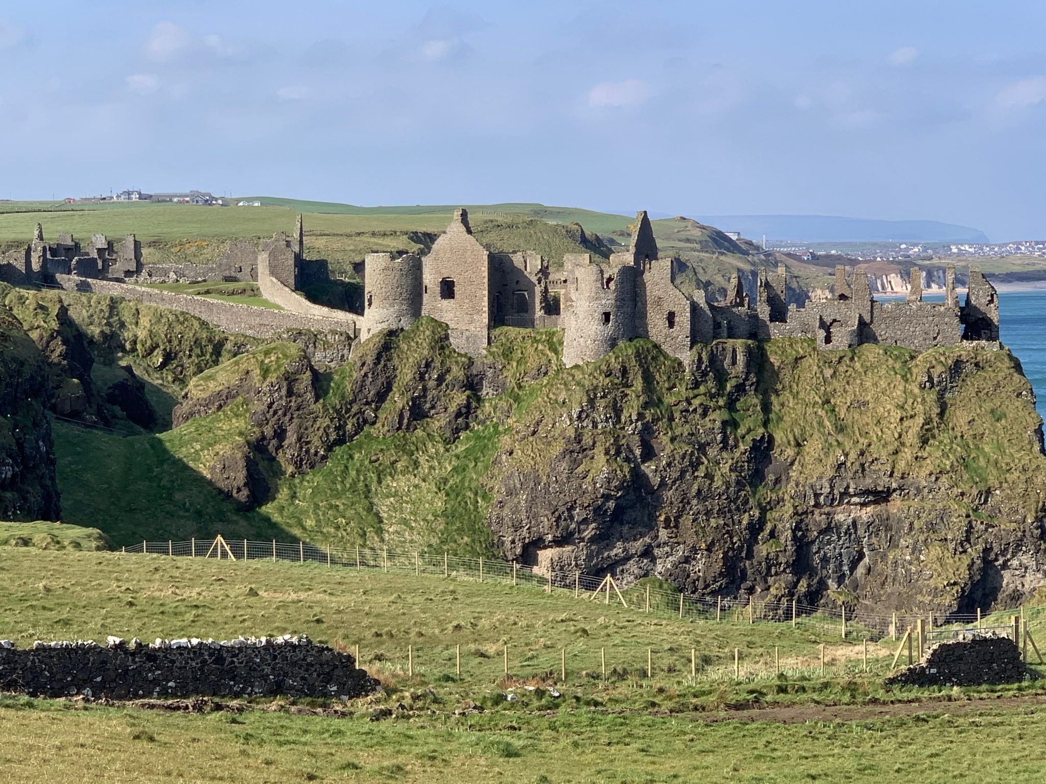 Dunluce Castle House of Greyjoy