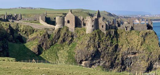 Dunluce Castle House of Greyjoy