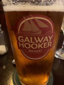 Galway hooker Dublin