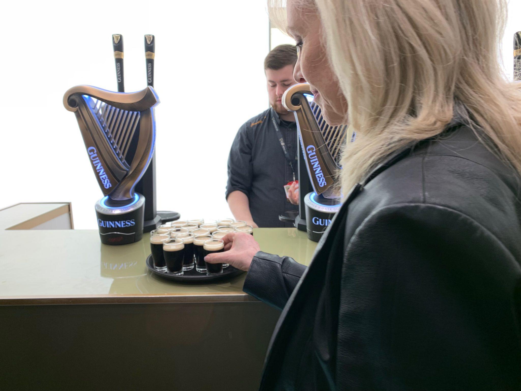 Guinness Tasting rooms