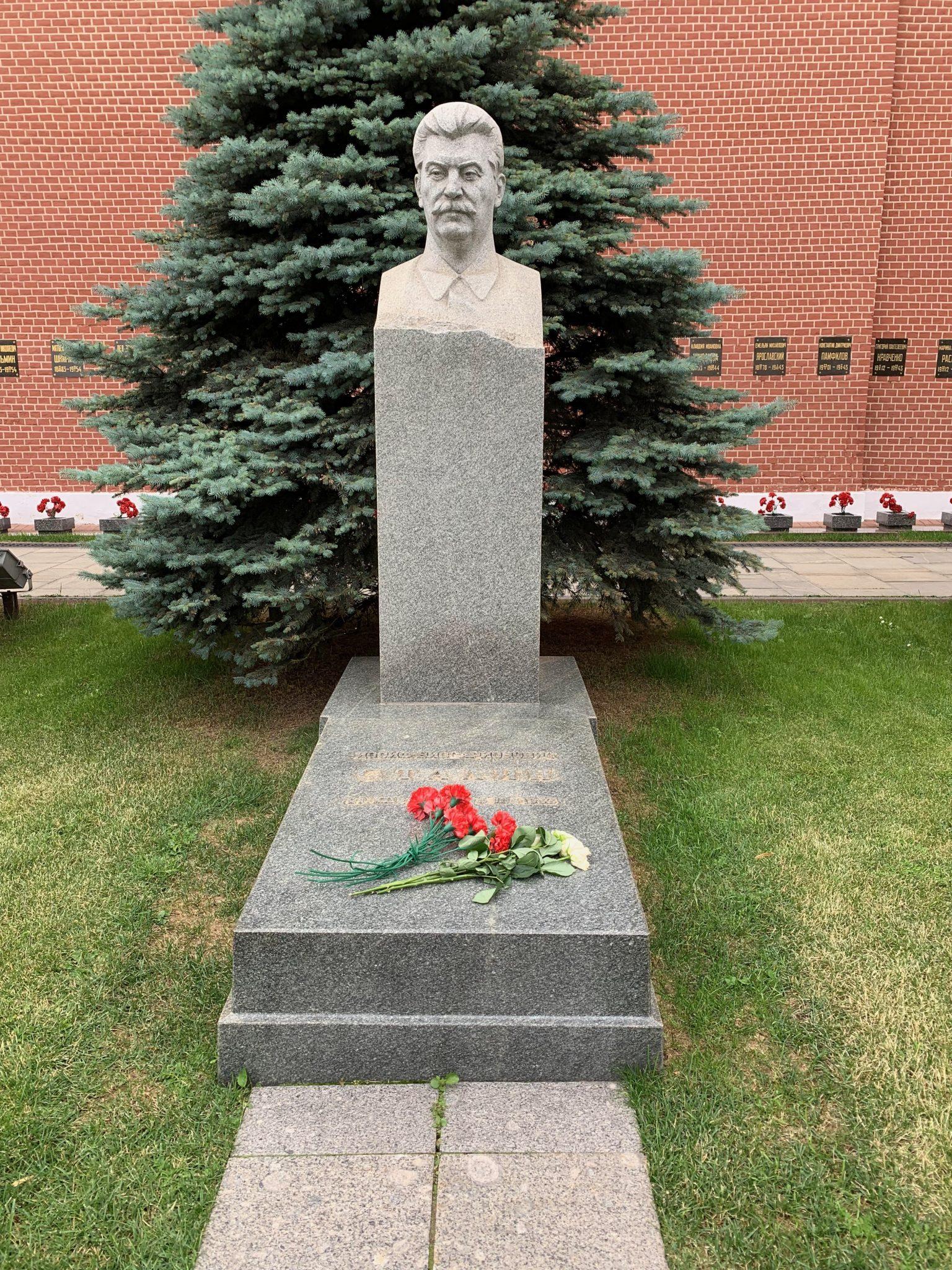 Stalin's Tomb