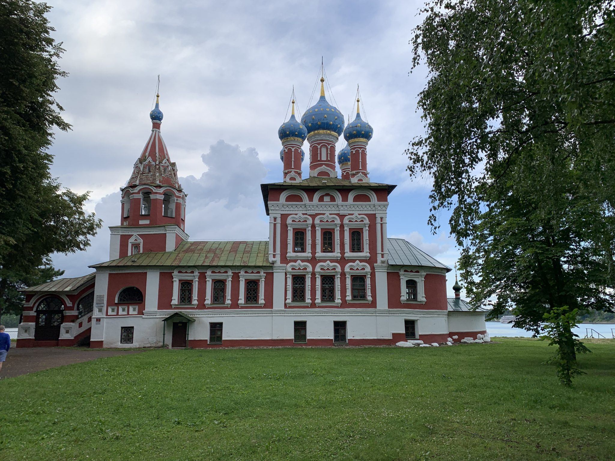 Church Of St Dmitry On The Blood