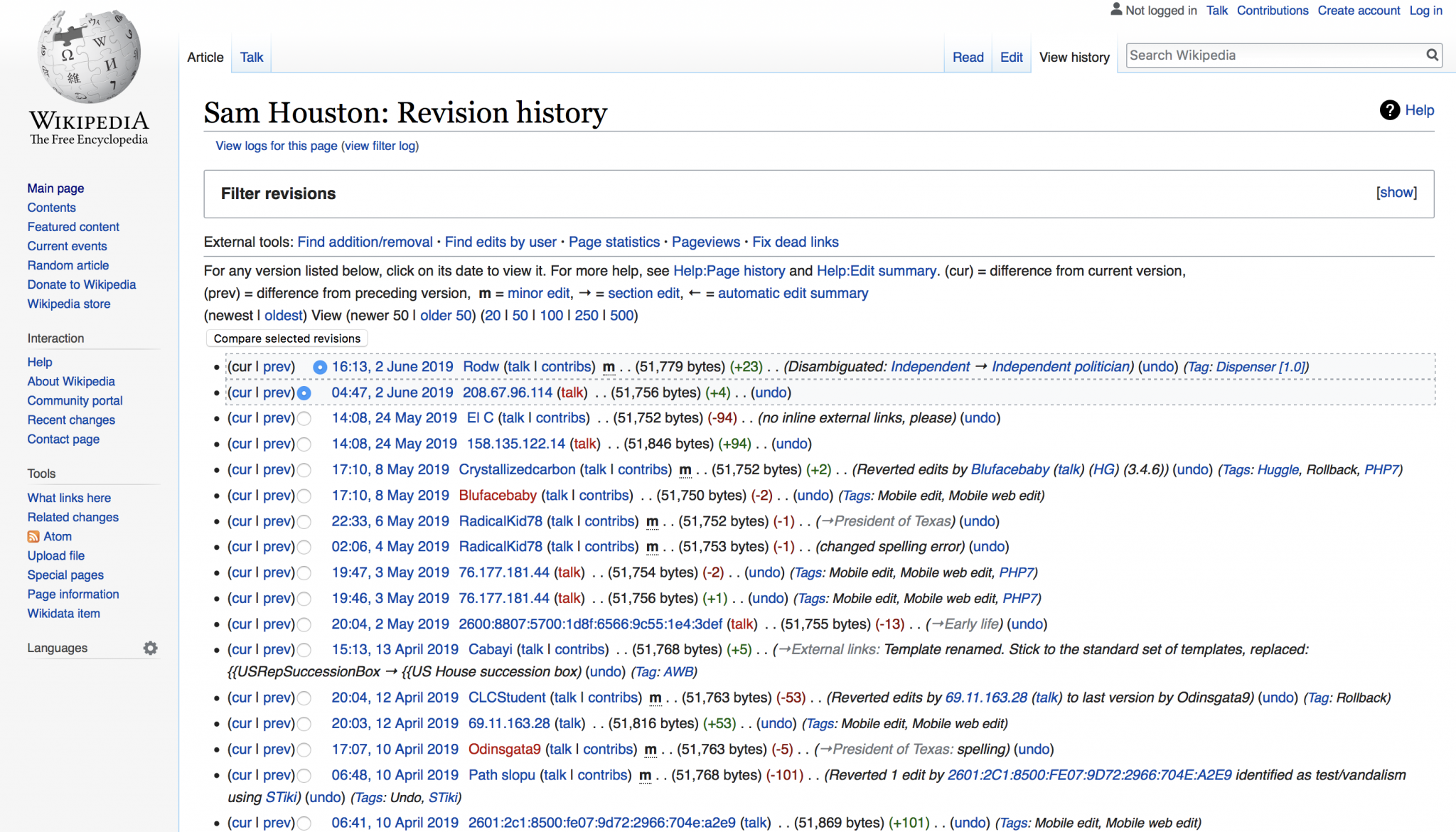 Wiki Article Example