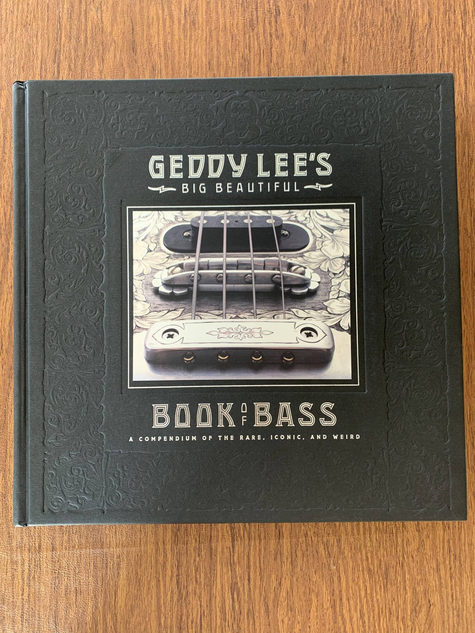 Geddy Less