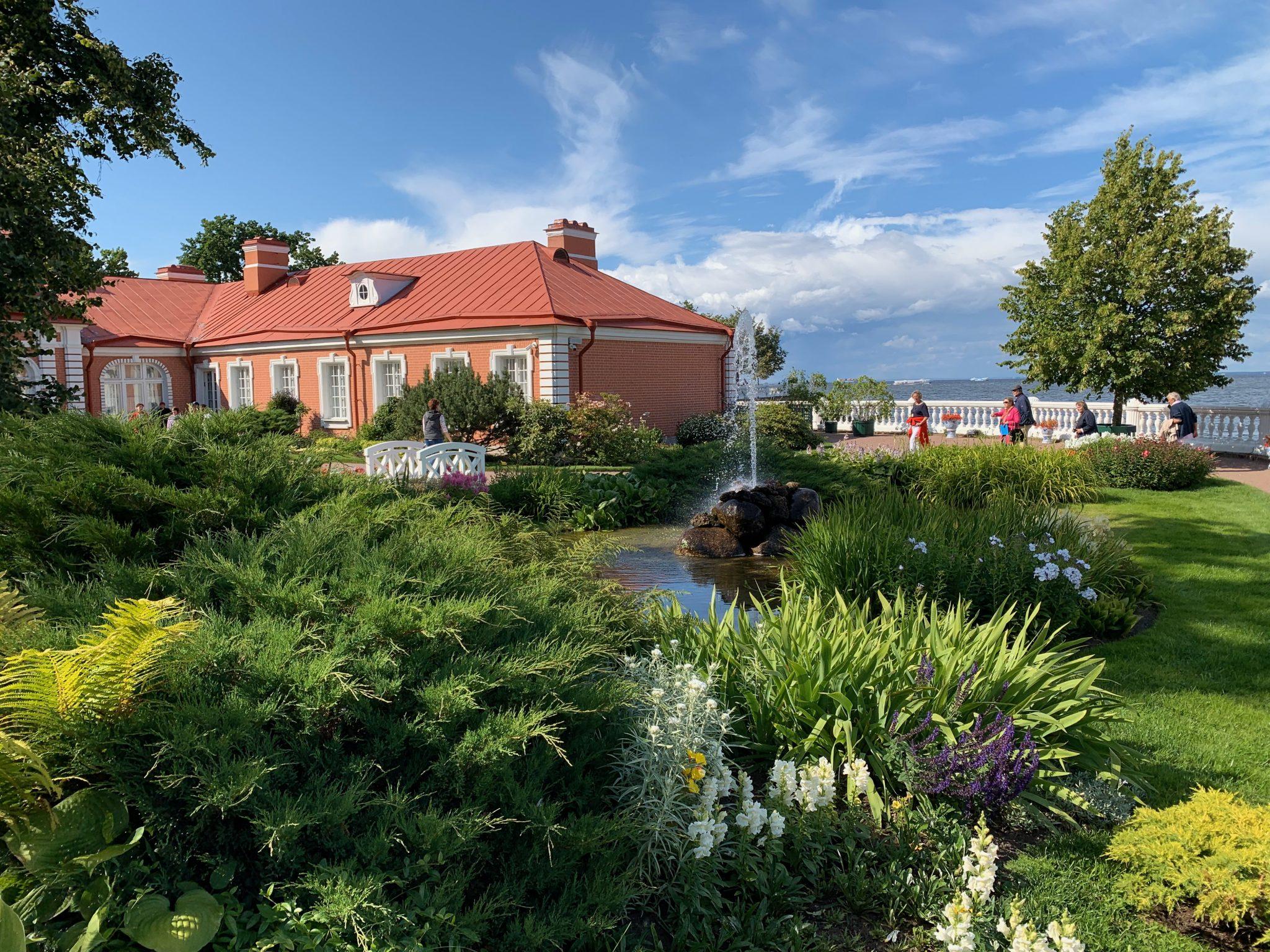 Bathhouse Peterhof