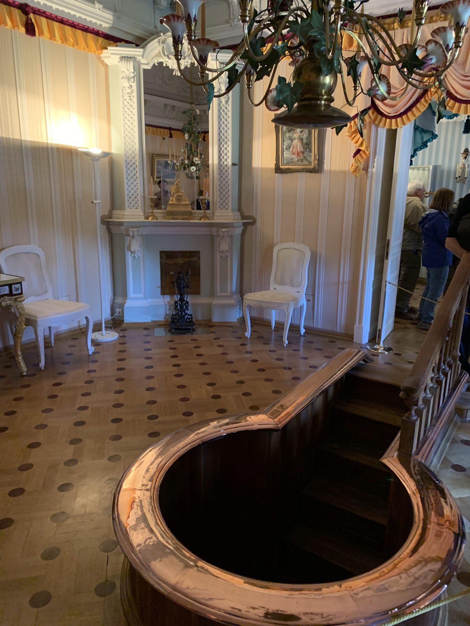 Monplaisir Peterhof Walk-in Tub