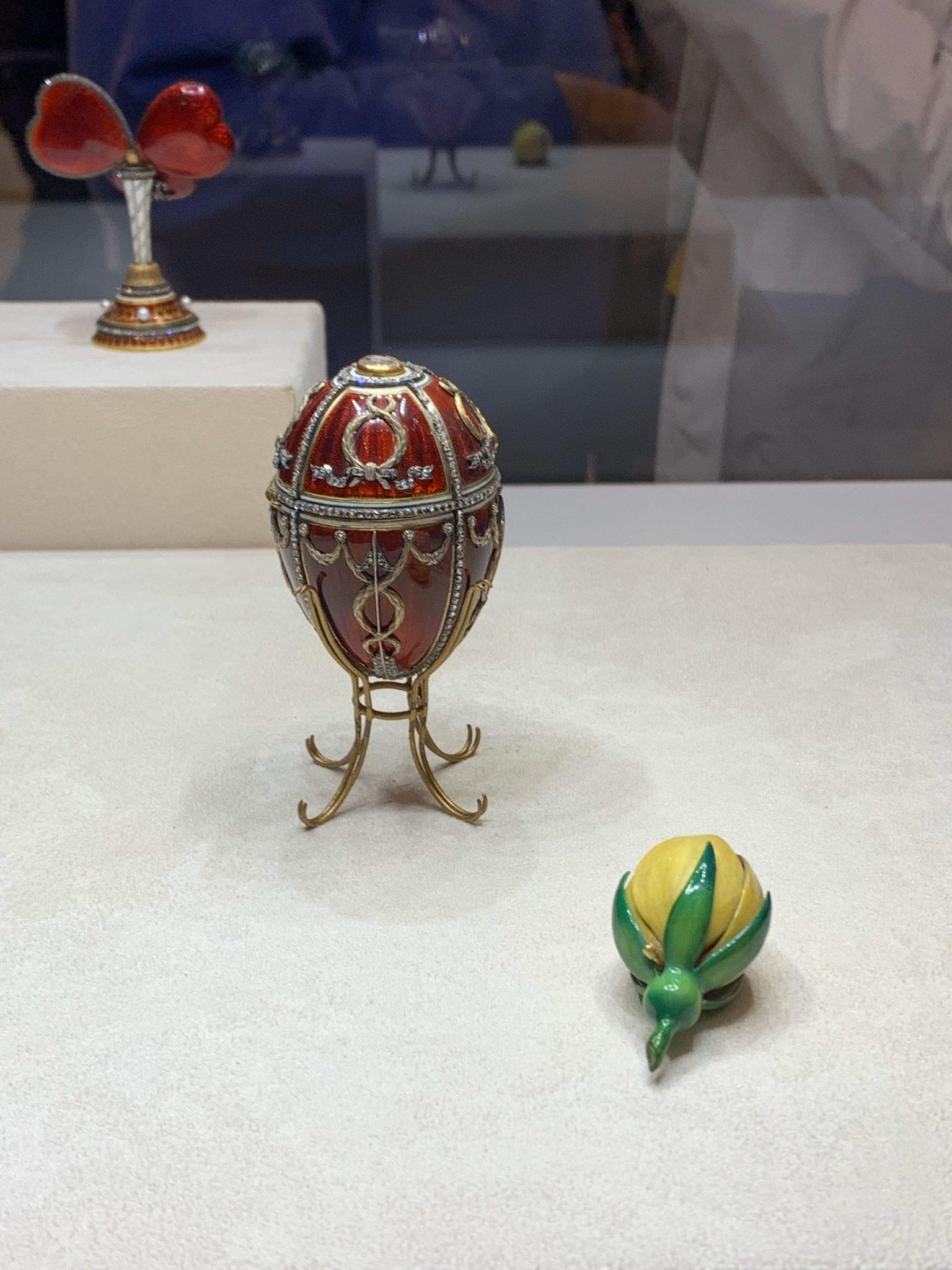 Rosebug Fabergé