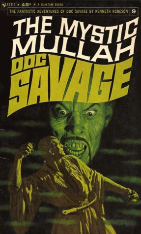 Doc Savage Mystic Mullah