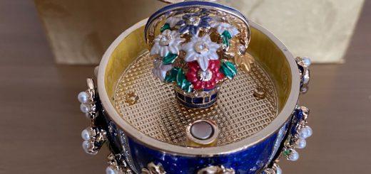 Fabergé Eggs souveneir