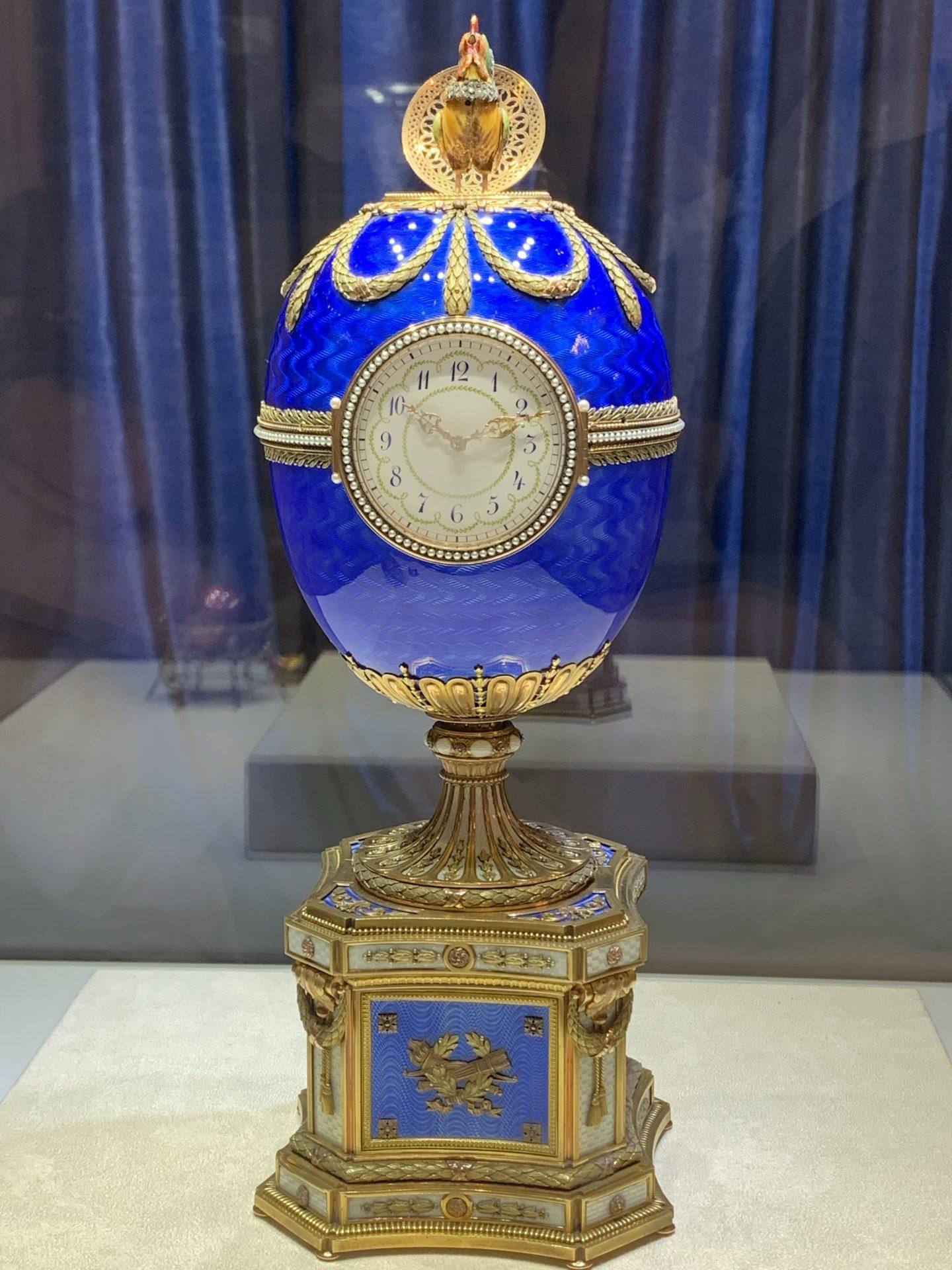 Chanticleer Fabergé Egg
