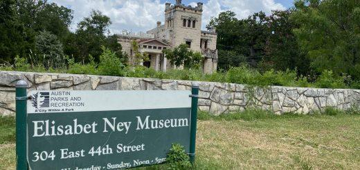 Elisabet Ney Museum, Austin Texas