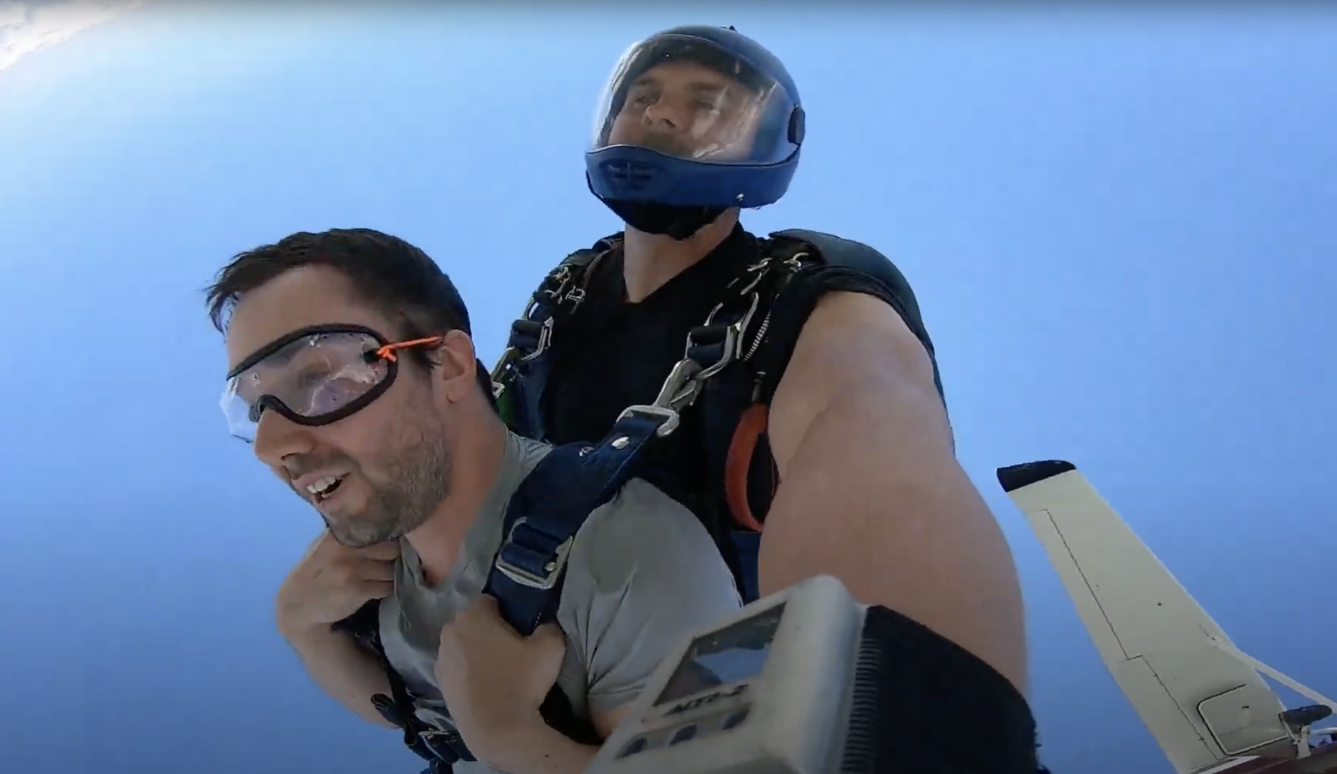 Freefall Texas Skydiving Ryan