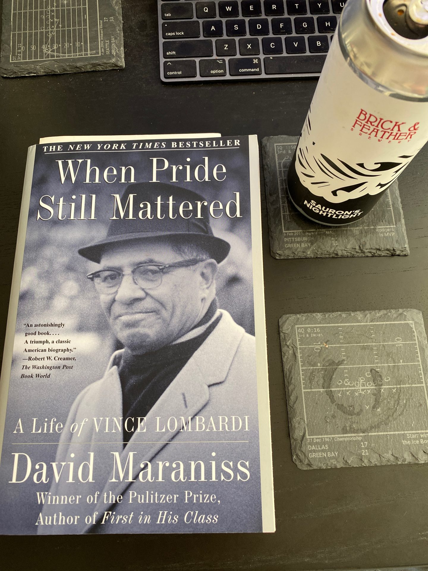 When Pride Still Mattered. A Life of Vince Lombardi by David Maraniss